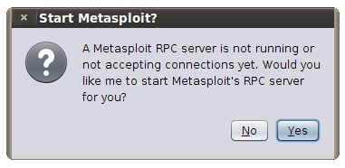 Getting Started with Armitage and the Metasploit Framework (2013