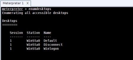 enumdesktops