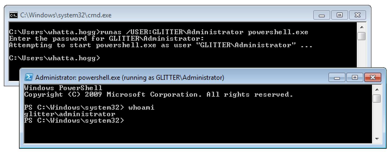 Windows Access Tokens and Alternate Credentials | Strategic